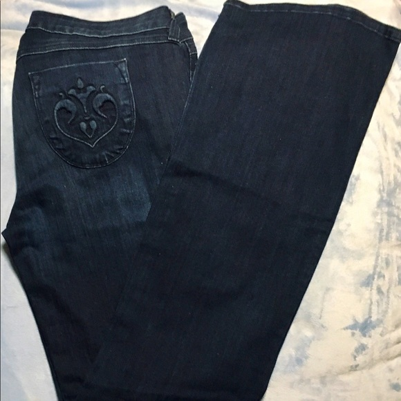 Siwy Harley Boot Cut Jeans